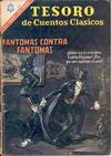 Cover for Tesoro de Cuentos Clásicos (Editorial Novaro, 1957 series) #110