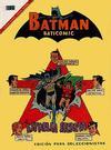 Cover for Baticomic (Editorial Novaro, 1968 series) #1