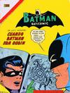 Cover for Baticomic (Editorial Novaro, 1968 series) #4