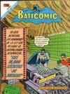 Cover for Baticomic (Editorial Novaro, 1968 series) #8