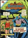 Cover for Baticomic (Editorial Novaro, 1968 series) #11