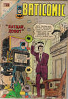 Cover for Baticomic (Editorial Novaro, 1968 series) #27