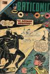 Cover for Baticomic (Editorial Novaro, 1968 series) #33