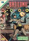 Cover for Baticomic (Editorial Novaro, 1968 series) #45