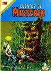 Cover for Cuentos de Misterio (Editorial Novaro, 1960 series) #269