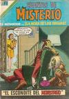 Cover for Cuentos de Misterio (Editorial Novaro, 1960 series) #297