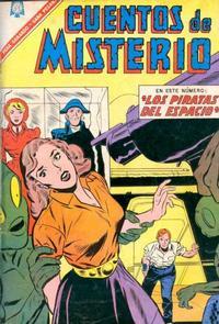 Cover Thumbnail for Cuentos de Misterio (Editorial Novaro, 1960 series) #96
