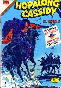 Cover Thumbnail for Hopalong Cassidy (Editorial Novaro, 1952 series) #228