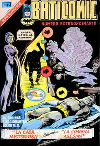 Cover Thumbnail for Baticomic (Editorial Novaro, 1968 series) #57