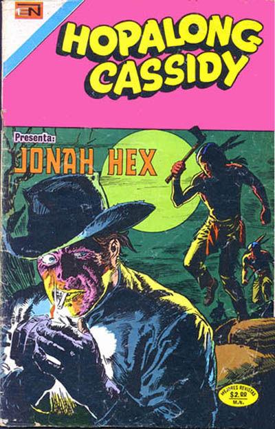 Cover for Hopalong Cassidy (Editorial Novaro, 1952 series) #238