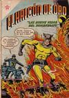 Cover for El Halcón de Oro (Editorial Novaro, 1958 series) #22