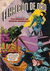 Cover for El Halcón de Oro (Editorial Novaro, 1958 series) #61
