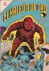 Cover for El Halcón de Oro (Editorial Novaro, 1958 series) #79