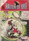 Cover for El Halcón de Oro (Editorial Novaro, 1958 series) #83