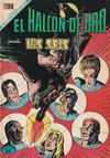 Cover for El Halcón de Oro (Editorial Novaro, 1958 series) #139