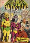 Cover for Historias Fantásticas (Editorial Novaro, 1958 series) #11
