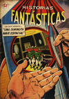 Cover for Historias Fantásticas (Editorial Novaro, 1958 series) #19