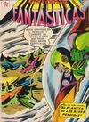 Cover for Historias Fantásticas (Editorial Novaro, 1958 series) #21