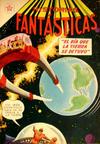 Cover for Historias Fantásticas (Editorial Novaro, 1958 series) #24