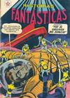 Cover for Historias Fantásticas (Editorial Novaro, 1958 series) #25