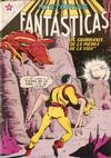 Cover for Historias Fantásticas (Editorial Novaro, 1958 series) #46