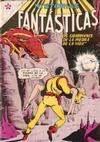 Cover for Historias Fantásticas (Editorial Novaro, 1958 series) #46