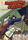 Cover for Hopalong Cassidy (Editorial Novaro, 1952 series) #111
