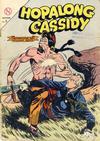 Cover for Hopalong Cassidy (Editorial Novaro, 1952 series) #113