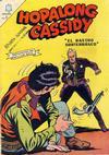 Cover for Hopalong Cassidy (Editorial Novaro, 1952 series) #137