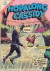 Cover for Hopalong Cassidy (Editorial Novaro, 1952 series) #143