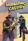 Cover for Hopalong Cassidy (Editorial Novaro, 1952 series) #144