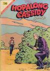 Cover for Hopalong Cassidy (Editorial Novaro, 1952 series) #145