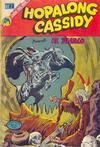 Cover for Hopalong Cassidy (Editorial Novaro, 1952 series) #222