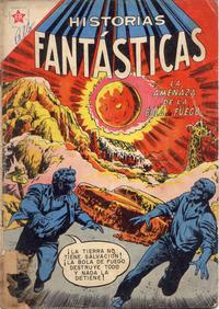 Cover Thumbnail for Historias Fantásticas (Editorial Novaro, 1958 series) #13