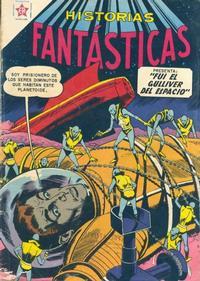 Cover Thumbnail for Historias Fantásticas (Editorial Novaro, 1958 series) #25