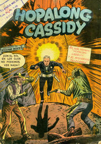 Cover Thumbnail for Hopalong Cassidy (Editorial Novaro, 1952 series) #28