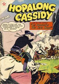 Cover Thumbnail for Hopalong Cassidy (Editorial Novaro, 1952 series) #55