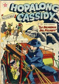 Cover Thumbnail for Hopalong Cassidy (Editorial Novaro, 1952 series) #62