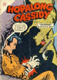 Cover Thumbnail for Hopalong Cassidy (Editorial Novaro, 1952 series) #65