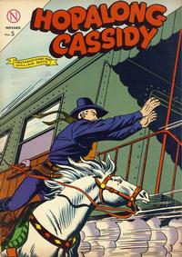Cover Thumbnail for Hopalong Cassidy (Editorial Novaro, 1952 series) #111