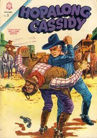 Cover Thumbnail for Hopalong Cassidy (Editorial Novaro, 1952 series) #115