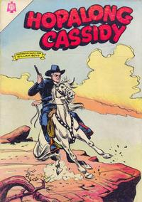 Cover for Hopalong Cassidy (Editorial Novaro, 1952 series) #122