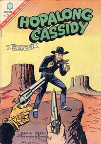 Cover Thumbnail for Hopalong Cassidy (Editorial Novaro, 1952 series) #142
