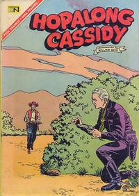 Cover Thumbnail for Hopalong Cassidy (Editorial Novaro, 1952 series) #145