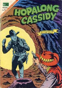 Cover Thumbnail for Hopalong Cassidy (Editorial Novaro, 1952 series) #148