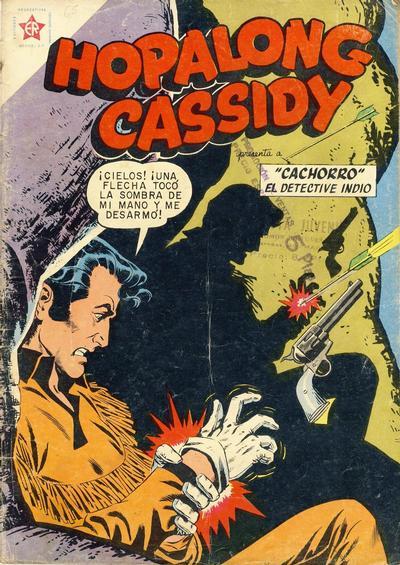 Cover for Hopalong Cassidy (Editorial Novaro, 1952 series) #65
