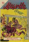 Cover for Marvila, la Mujer Maravilla (Editorial Novaro, 1955 series) #1