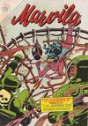 Cover for Marvila, la Mujer Maravilla (Editorial Novaro, 1955 series) #2