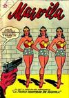 Cover for Marvila, la Mujer Maravilla (Editorial Novaro, 1955 series) #4