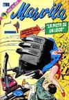 Cover for Marvila, la Mujer Maravilla (Editorial Novaro, 1955 series) #205